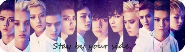 Stay by your side - NanaOfDarkAngel-Fictions