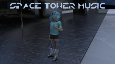 Space Tower Music-Un-monde-d-histoire