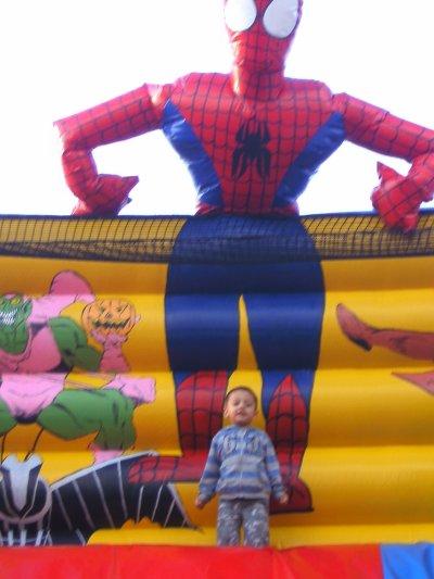 Notre spiderman préféré