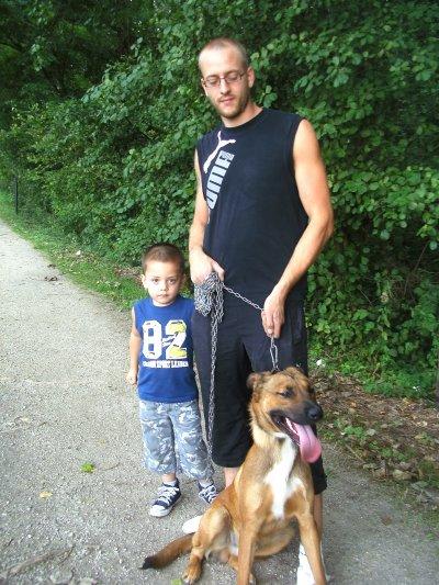 Mon fils Mon amoureux et Mon chien (l)