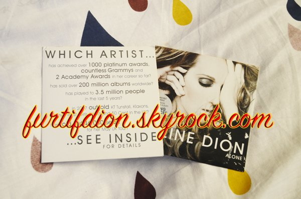 "Single Promo ""Alone"" (2007)"