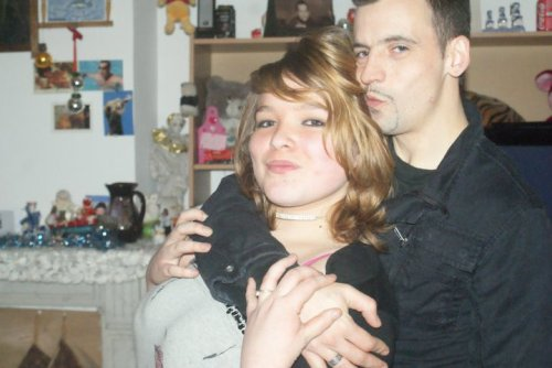 Moi & mon fiancé .