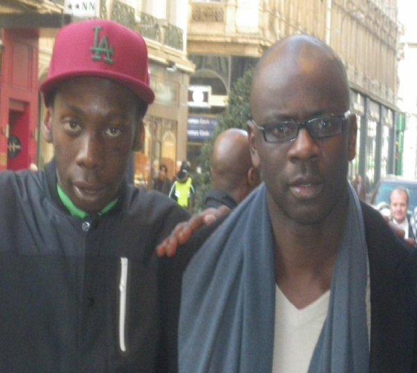 Foab & Thuram Dans Les Rue De Panam !!