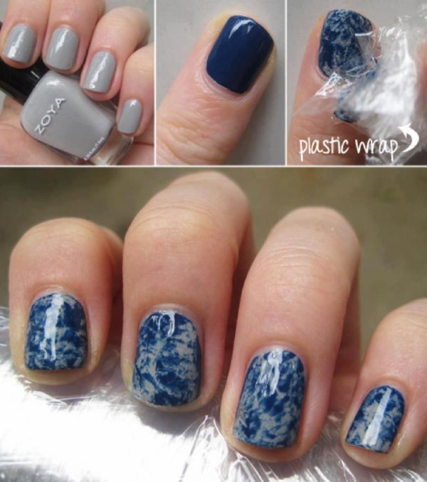 Nail Art#2 Relief-Formes