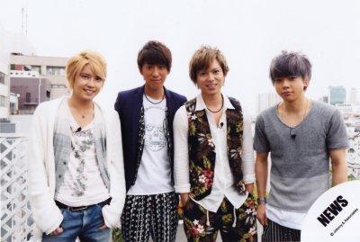NEWS Album Photos officielles - Groupe 01