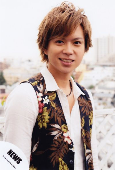 NEWS Album Photos officielles - Shige 01