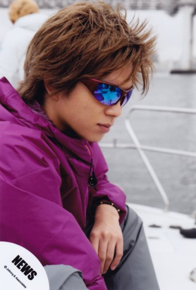 NEWS Album Photos officielles - Shige 02