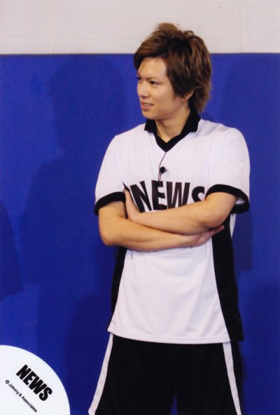 NEWS Album Photos officielles - Shige 02