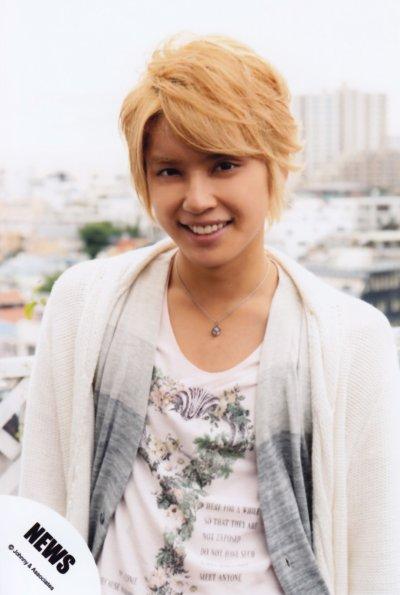 NEWS Album Photos officielles - Tesshi 01
