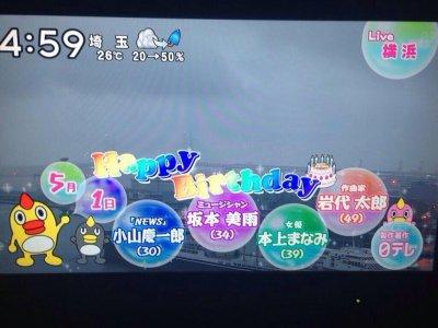 news every célèbre l'anniversaire de Keii
