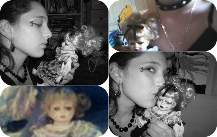 Il y a longtemps de cela, j'étais une petite Doll