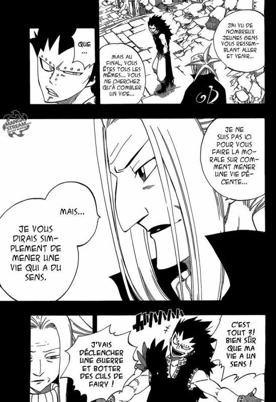 Scan 397 de Fairy Tail ! ( attention Spoil ) !!!