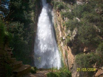 Blog de cascade de kafrida