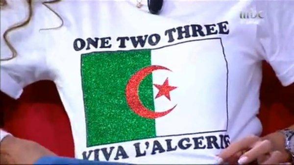 l'algérie en coupe du monde frére! <3