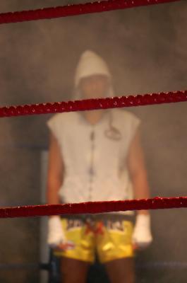 championnat de belgique de boxe thai