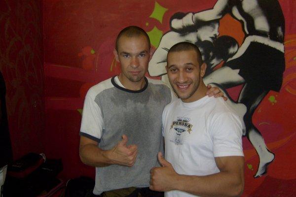 nayeb hezam et moi