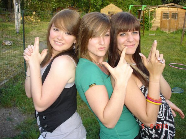 Les belles soeurs :D