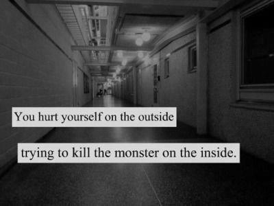 Broken I am .