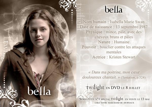 T W 9 ) BELLA ..SWAN