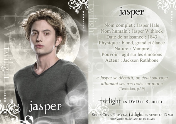 T W 6 ) JASPER CULLEN