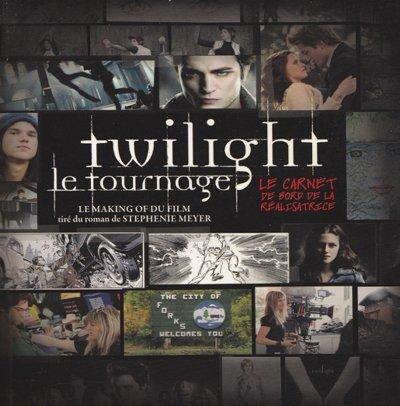 T W 2 ) TWILIGHT TOURNAGE DU FILM
