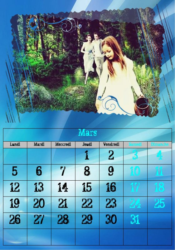 MOIS DE MARS  2012 ET SOMMAIRE DU BLOG 1
