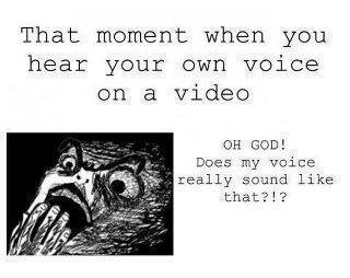 that moment when .....
