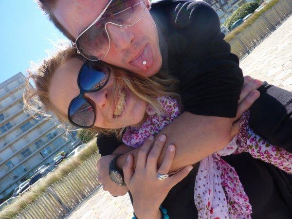 mon fiancé et moi
