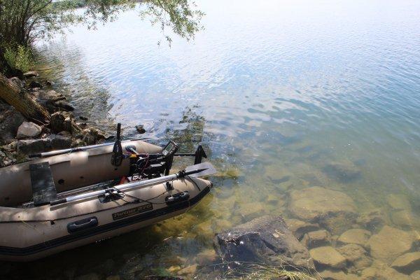 .................cliché lac du DER....................