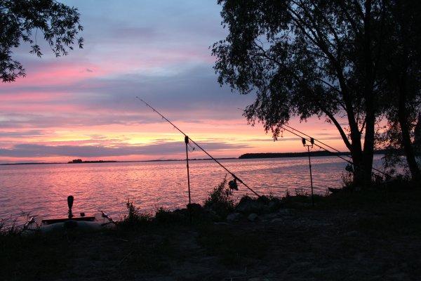 ..............Partie une semaine sur le lac du DER..................
