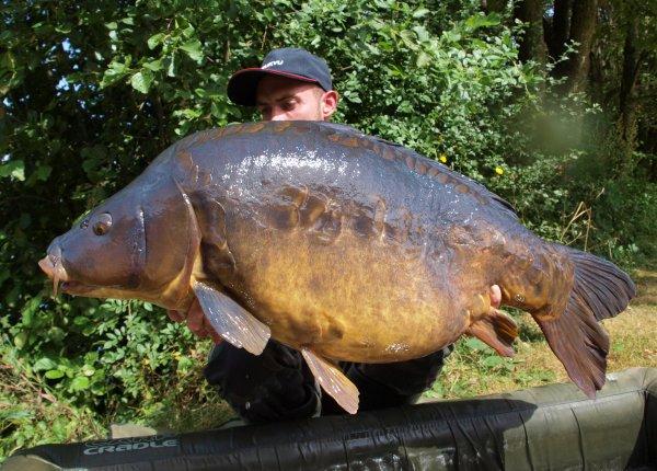 .................. 5 Jour de Canicule trés difficile Mais Pure Fish A La Cleé................