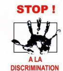 Photo de stop-discrimination
