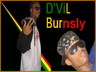 D'vil Burnsly >> Kévin