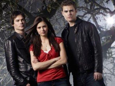 Vampire Diariies !!