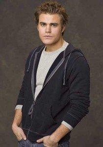 PAUL WASLEY (ou STEFAN SALVATORE dans Vampire Diaries):