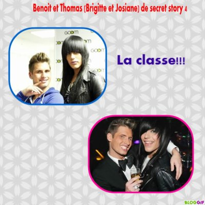 Benoit et Thomas