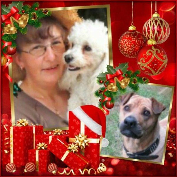 un grand merci a mon amie Annie pour ses superbe cadeaux !! joyeux Noël bisous bisous