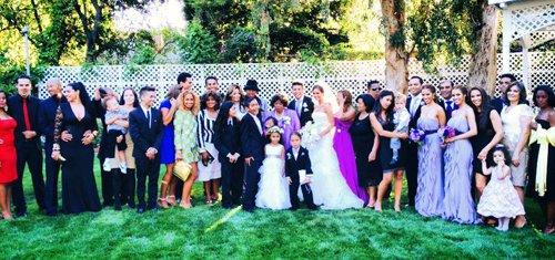 Taj Wedding (June 16, 2013)