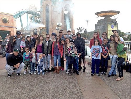 Omer and Jackson Family