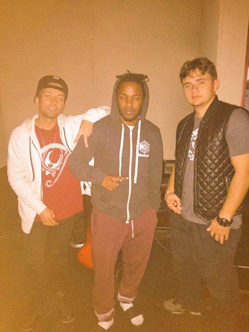 O-Bee, Kendrick, Prince (2015)