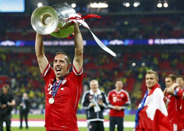 Ribéry, Joueur Européen de la Saison ?