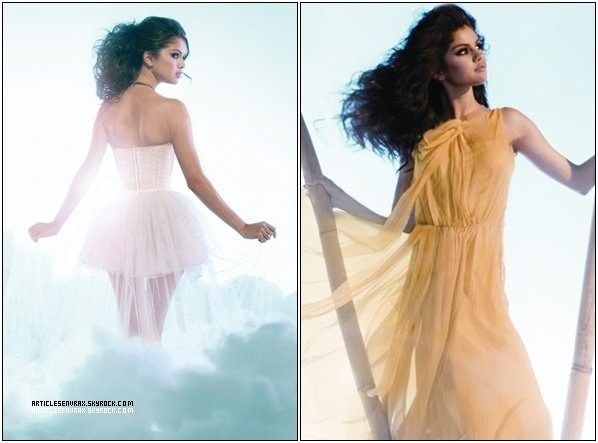 ". PHOTOSHOOT DE SELENA POUR SON ALBUM ""A YEAR WITHOUT RAIN"".."
