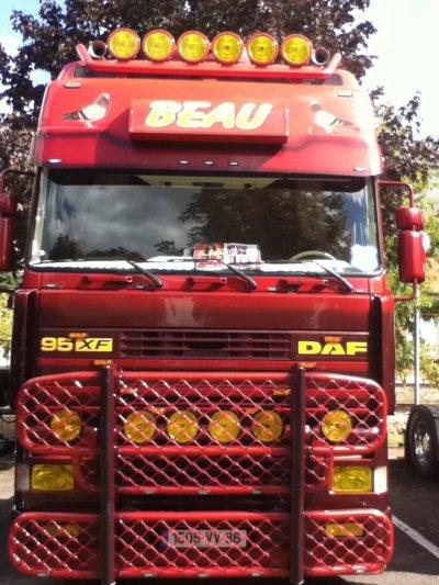 transport beau 86