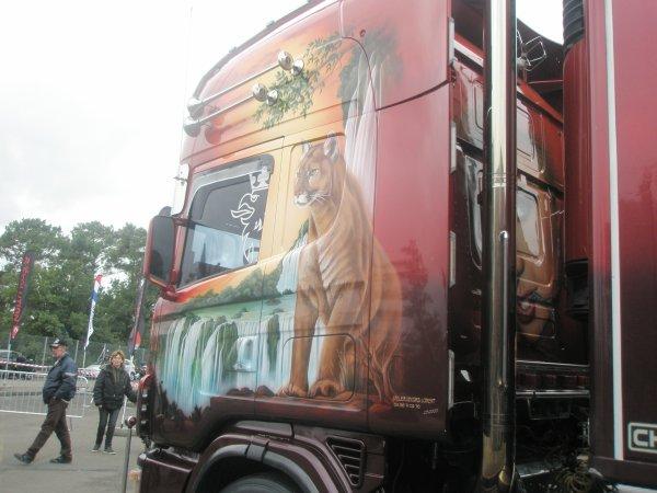 24h du mans camion 2013