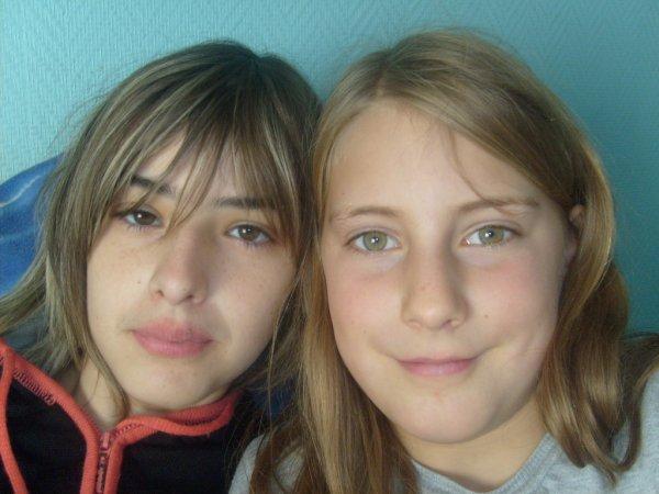 mwa et ma belle soeur