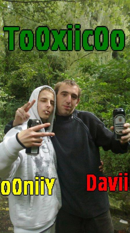 tony et david