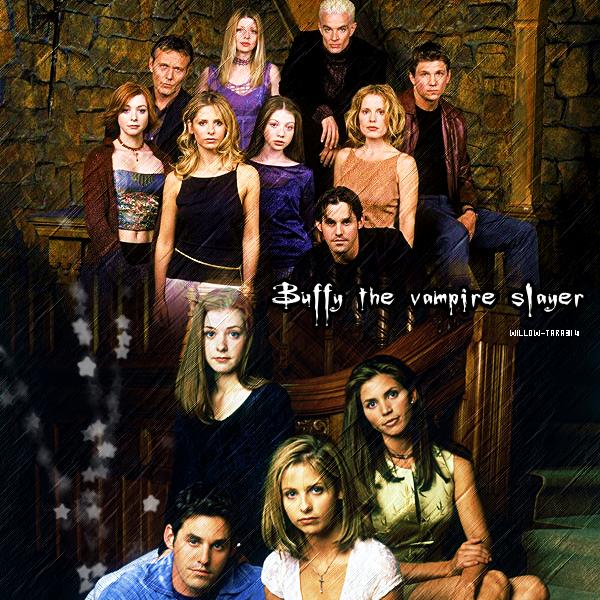 Hommage à Buffy contre les vampires