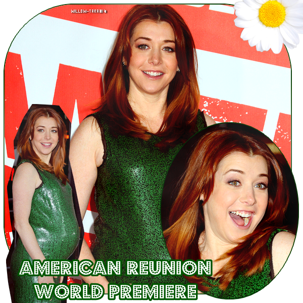 American Reunion Premiere