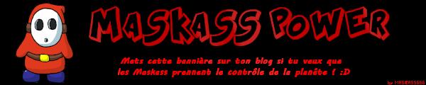 Bienvenue sur Maskass, le blog musique ! :D
