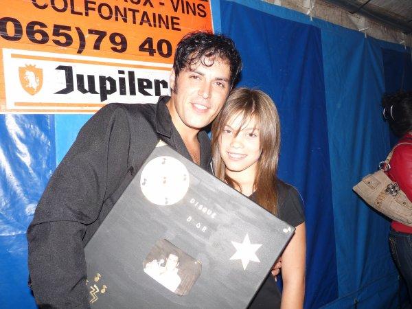 Elvis Juniot et moi